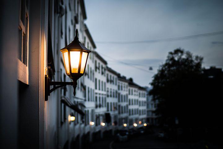 tienda de lamparas - lámpara Luna